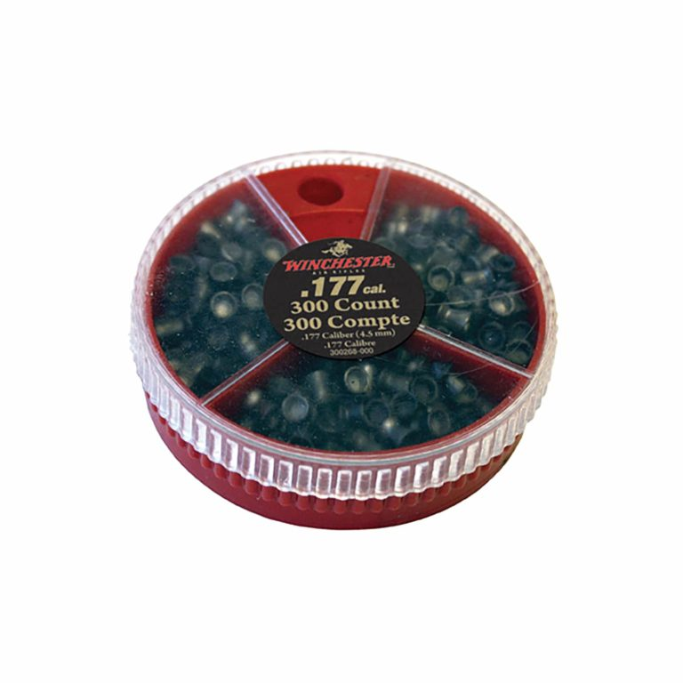 .177 Assorted Pellets, Dial tin of 300 Count